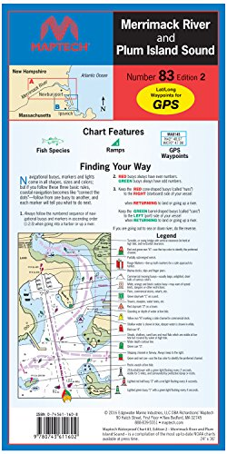 Merrimack River and Plum Island Sound Waterproof -