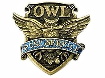 Pughs' News: Owl Post!  Harry Potter Owl Service