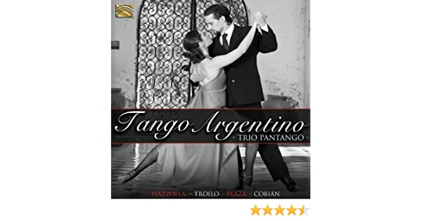 Tango Argentino by Trio Pantango : Trio Pantango: Amazon.es: Música