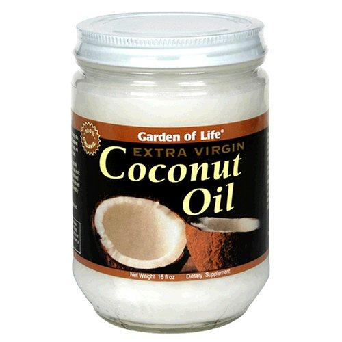 Garden Life Coconut Organic 16 Ounce
