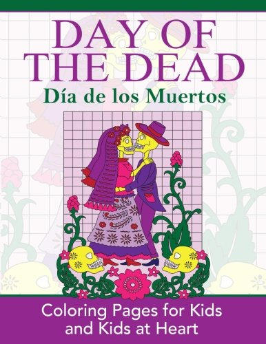 Day of the Dead: Coloring Pages for Kids