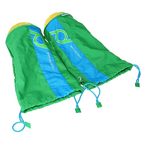 Docooler Folding Football Soccer Shape Shoes Storage Bag Sports Bag by Docooler (Image #2)