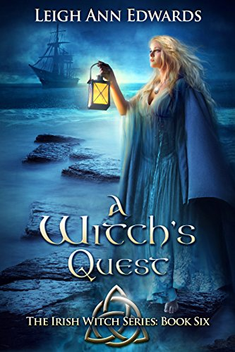 Mystical Witch - A Witch's Quest (The Irish Witch Series Book 6)