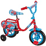 Huffy Marvel Spider-Man 10″ Boys' Pedal Cycle Bike for Toddlers