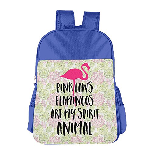 Lawn Clipart (Fuatter Pink Lawn Flamingos Are My Spirit Animal 1 Children Carrying Backpacks)