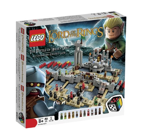 LEGO Lord Of The Rings 50011 The Battle for Helm's Deep