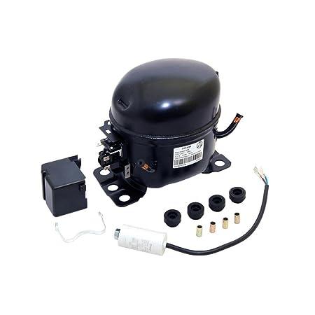 1/6HP - R600A Compresor en Ignis Nevera Congelador equivalente a ...
