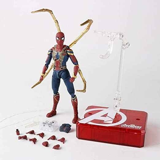 LXY Action Figures Spiderman Heroes Expedition Avengers ...