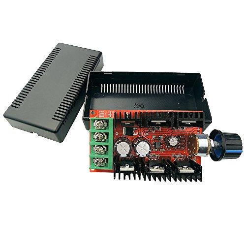 2000w pwm dc motor speed controller adjustable variable for Variable speed dc motor control