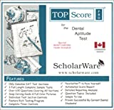 img - for Canadian Dental Aptitude Example Tests & Soap Carving Guide : TopScore Pro for the Canadian DAT book / textbook / text book