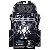 Star Wars The Black Series, Clone Wars Captain Rex Action Figure #09, 3.75 Inches