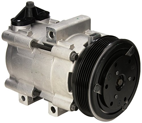 (Denso 471-8135 New Compressor with Clutch)