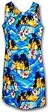 Pacific Legend Sunset Palm Hawaiian Dress - Womens