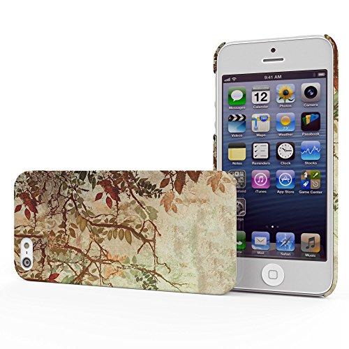Koveru Back Cover Case for Apple iPhone 5S - Bellabeat Leaf