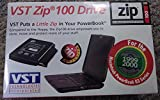 VST Technologies 100MB 11.2Mbps Zip Drive (ZIPG32) for Apple G3 PowerBooks