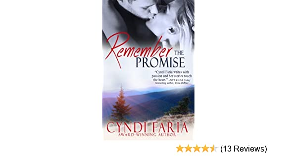 Remember The Promise Promises Collection Volume 2 Cyndi Faria