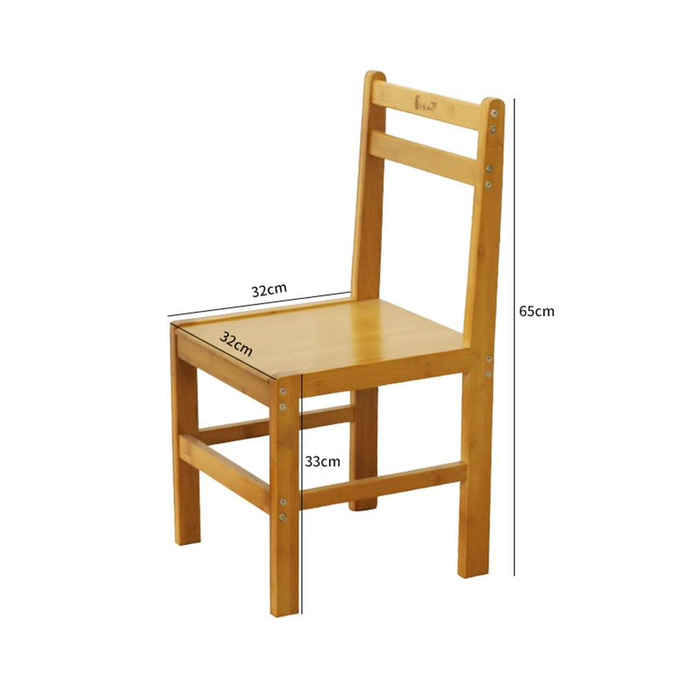 YNN デスクスタディテーブルと椅子は、竹コンピュータテーブルラップトップテーブルを持ち上げることができます (サイズ さいず : 32 * 33 * 65cm) B07F9YZRJ232*33*65cm