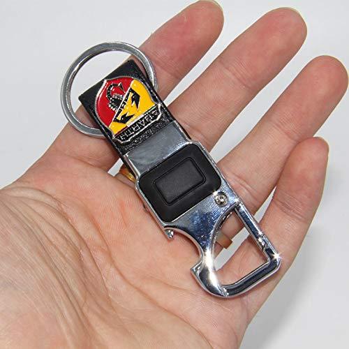 Amazon.com: Llavero de metal para coche con llavero ELT para ...