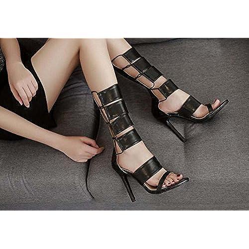 Nueva Europa De Unidos Sandalias Zapatos Mujer Estados Romanas Y lFKJc1T