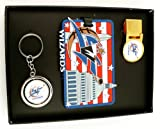 Washington Wizards Three Piece Sports Fan Pack