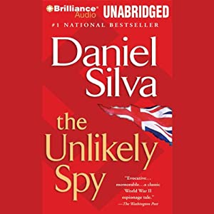 The Unlikely Spy Audiobook