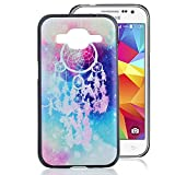 Samsung Galaxy Core Prime G360 Case, Ludan Painted Series Fantasy Campanula Durable lightweight Hard PC Cover Case for Samsung Galaxy Prevail LTE G360