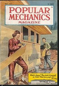 POPULAR MECHANICS Atomic Power; Studebaker owners report; Seabees 5 1951