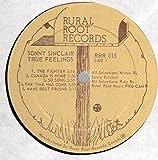 Sonny Sinclair: True Feelings LP VG++/NM Canada Rural Root RRR 015