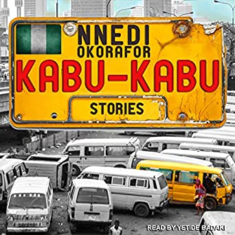 Kabu Kabu by Nnedi Okorafor science fiction and fantasy book and audiobook reviews