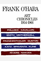 Art Chronicles: 1954-1966 Paperback