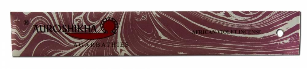 大きい割引 Auroshikha - B000VUWTGM Classic Auroshikha Marble Incense, African African Violet, 10 gramme B000VUWTGM, 小浜町:2e0c92fd --- egreensolutions.ca