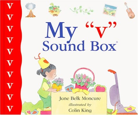 Download My V Sound Box (New Sound Box Books) PDF