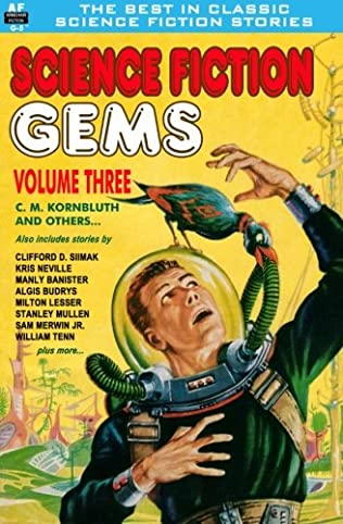 book cover of Science Fiction Gems, Vol. Three