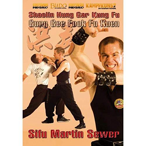 Shaolin Hung Gar Gung Gee Fook Fu Kuen DVD by Martin Sewer