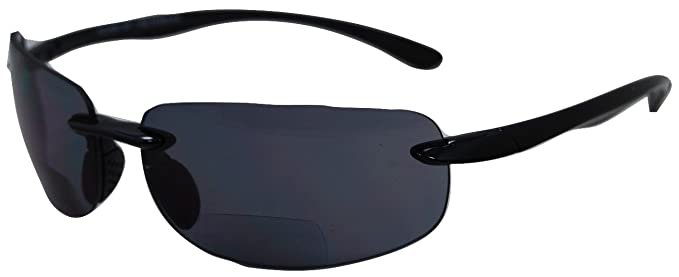 a9fc036c54 In Style Eyes - Lovin  Maui Wrap Bifocal Sunglasses - Black 1.50 at ...