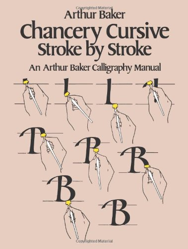 Chancery Cursive Stroke by Stroke (Lettering, Calligraphy, Typography)