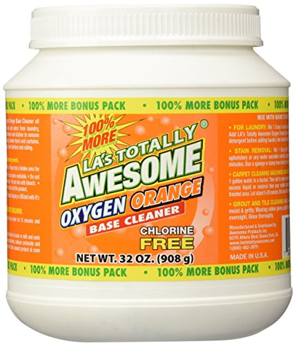 LA's Totally Awesome Oxygen ORANGE Base Cleaner, 32 ()