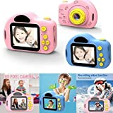 FANEO Children Mini Digital Camera 2 Inch Screen Video Recorder Digital Camera Digital Cameras