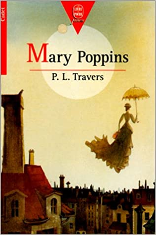 Mary Poppins Le Livre De Poche Jeunesse French Edition