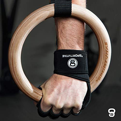 Sportvitae Calleras Crossfit Weightlifting Gloves Guantes de Gimnasio Ventilados: Amazon.es: Deportes y aire libre