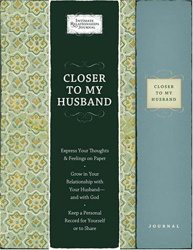Closer to My Husband (Devotional Journals) from Brand: Barbour Books