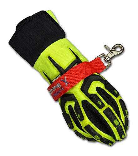 lightning-x-firemans-deluxe-firefighter-turnout-gear-glove-strap-for-first-responder-red
