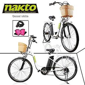 Nakto Electric Bike 26 inch