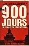 Les 900 jours, le siege de leningrad par Salisbury