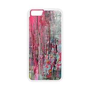 Street Art Case For iPhone 6 White Nuktoe728834