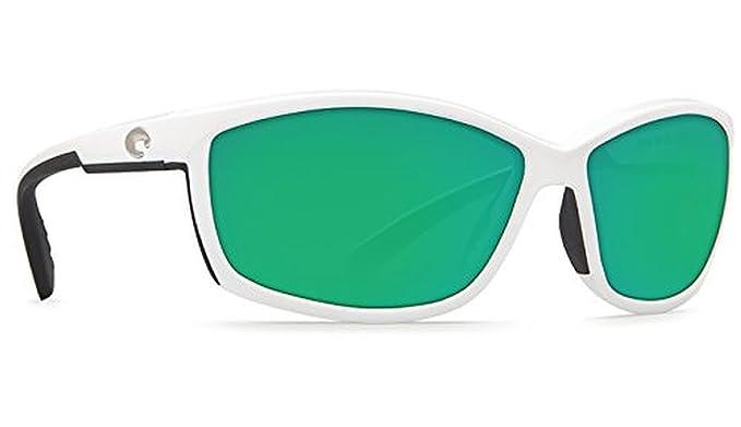 ae67aa2f58 Costa Manta 400G Sunglasses - Polarized White 400 Green Mirror Lens ...