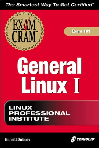 Download LPI General Linux I Exam Cram (Exam: 101) pdf