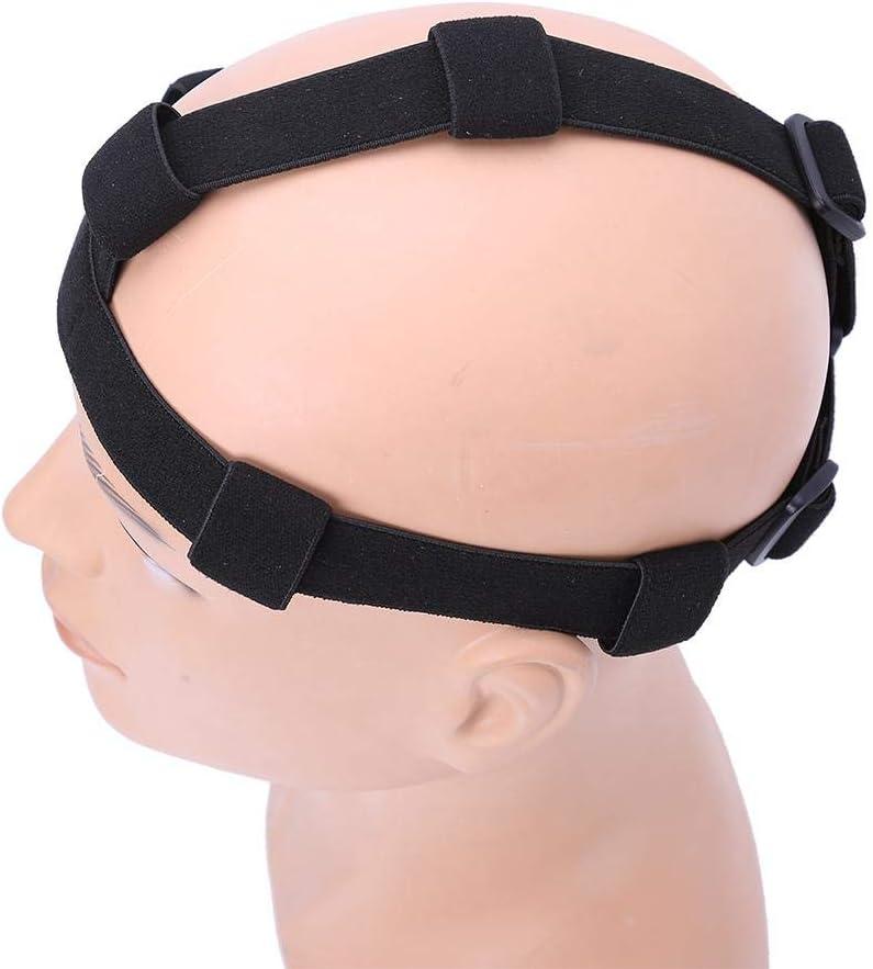 Hands-Free Headlight Strap for 18650 Flashlight Outdoor Tools Fashlight Headband