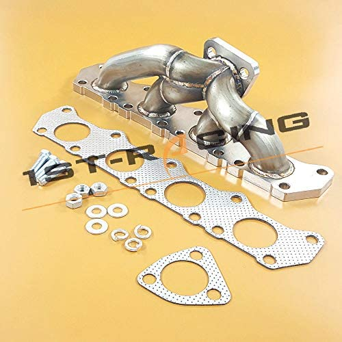 Ispeedytech Turbo Exhaust Manifold Header For VW Bora Jetta Golf//Seat Ibiza Leon 1.8T I4
