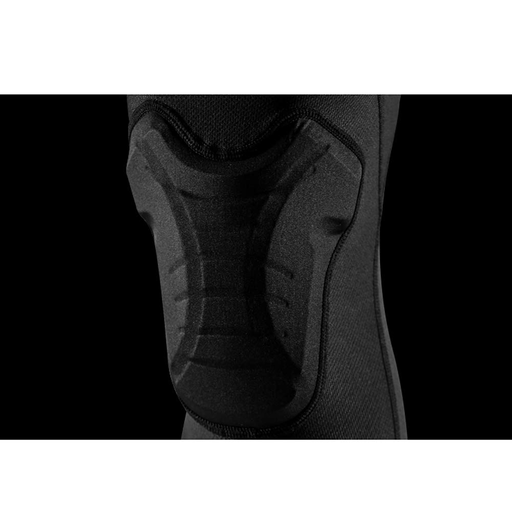 TY BEI Kneepad Anti-Collision Knee Pads Sports Fitness Gear Black - Two (Size : Small) by TY BEI (Image #4)